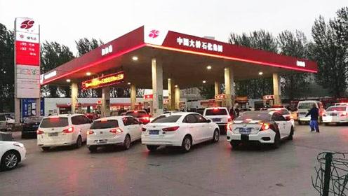 在中国开个加油站,一年可以赚多少钱?油站老板:说起来都是泪!