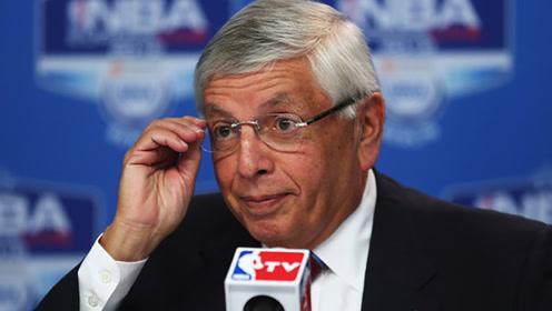 """NBA前总裁斯特恩发声:要继续与中国做生意 但坚持""""言论自由"""""""