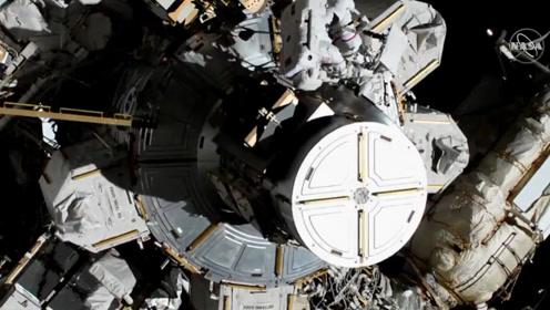 NASA称实现了首次全女性宇航员太空行走 或创造人类新纪录