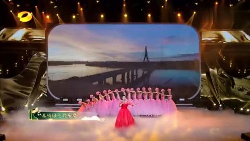雷佳《美丽湘江》 用歌声描绘湖南的青山绿水
