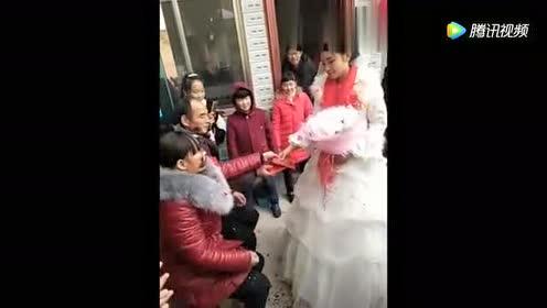 16岁的小弟都结婚了!感觉我们落后了!