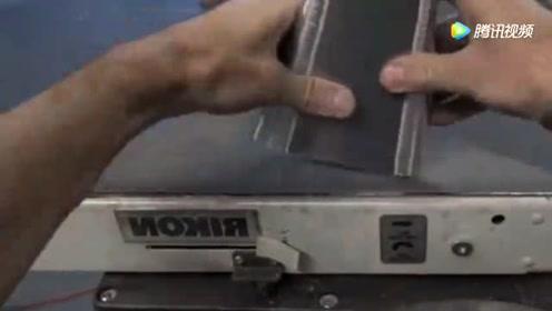 看焊纹就知道有点技术,可最后做了个什么呢