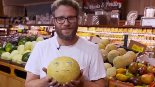 国外牛人脑洞大开,发明会说话的水果,顾客纷纷被震撼到