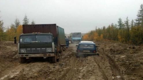 为什么俄罗斯国土面积世界第一,高速公路数量却屈指可数?