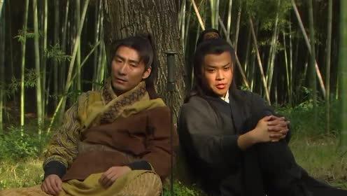 2个大男人讨论王昭君,殊不知王昭君就站在身后听着,好戏开场了
