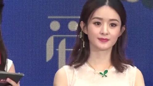赵丽颖自曝产后最喜欢做这件事  网友:冯绍峰可幸福了!