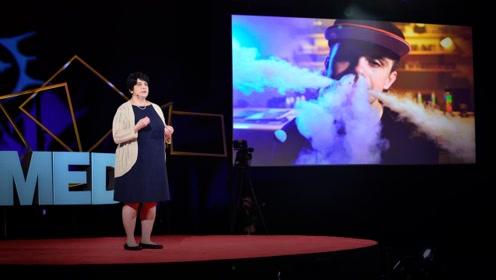 TED:真相令人不安!抽电子烟的时候,你吸入的是气溶胶