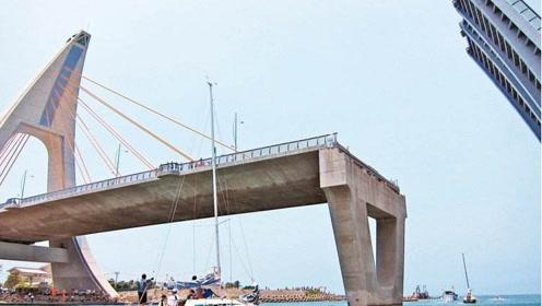 中国再造一跨海大桥,将投入4000,耗费10年,规模超港珠澳