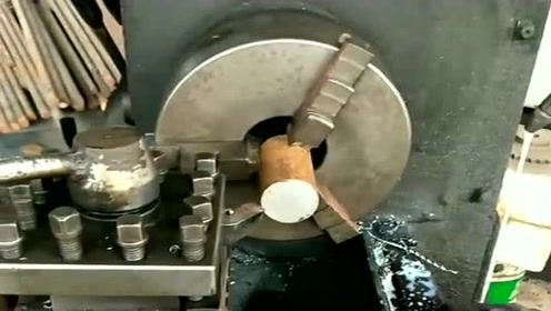 机械加工,省事省工特别方便,效率大大提高 !