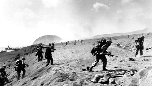 一个月伤亡2.8万,美军人海战术遭当头棒喝,自此信奉弹药当量