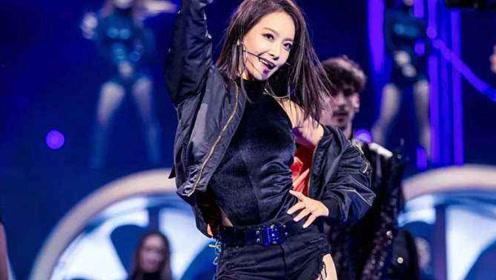 宋茜舞蹈合集,舞台上闪闪发光的女子,跳舞简直不要太帅!