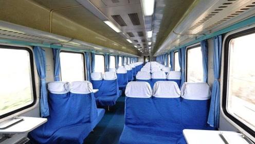 为什么火车座位都是面对面,而高铁都是朝一个方向?看完恍然大悟