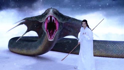 小伙苦等心爱之人300年,换来的却是魂飞魄散,《双世青蛇》