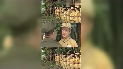 影视:军官下令枪毙俘虏,谁知俘虏大喊口号,军官出来立马喊停!