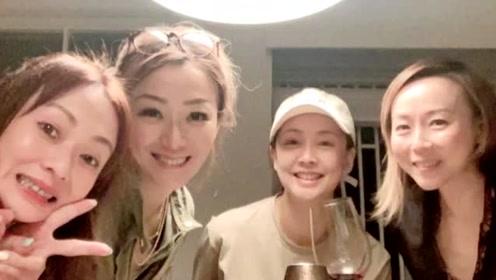 """郑秀文与张卫健老婆约饭,凌晨2点仍畅聊,网友:聊""""出轨""""事件?"""