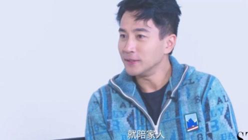 刘恺威解约杨幂嘉行工作室后首受访,面容憔悴老10岁,称多陪家人