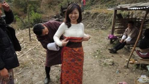 尼泊尔一妻多夫制家庭,晚上该怎么分配?看完让人沉默无语