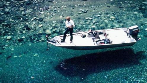 地球上最危险的海,透明度非常高,过往船只却有去无回!