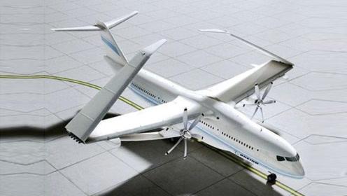 这技术太有颠覆性了,让客机像鸟类一样飞行,你猜飞机会拍翅膀吗