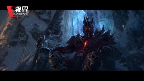 魔兽世界发布新资料片暗影之地 希女王手撕巫妖王场面震撼