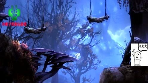 奥日与黑暗森林:一切都是因为灵魂之树,森林才会变成这样!图片