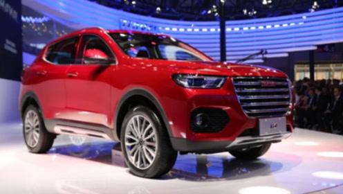 公认最好的三款国产SUV,哈弗H6也上榜,第一名实至名归毫无争议!