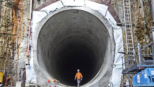 4条意义非凡的隧道,长见识了!
