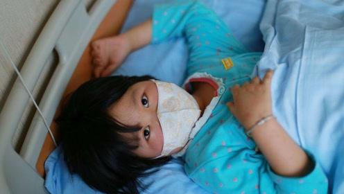 """8岁女孩身患""""绝症"""",一年花费60万治不好,全国仅500人同病相怜!"""