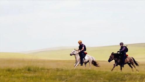 """真""""硬核""""大爷!70岁高龄挑战骑马完成1000公里,夺得比赛冠军"""