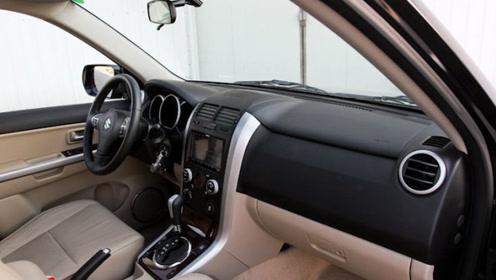 """堪称是""""SUV之王"""",配全时四驱系统,油耗仅5.4L,不足10万"""