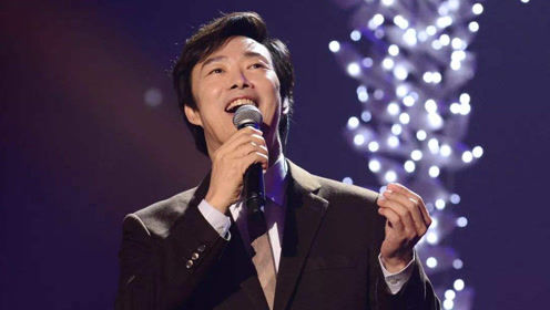 64岁费玉清退出歌坛,演唱会哭成泪人,台下粉丝眼眶湿润!
