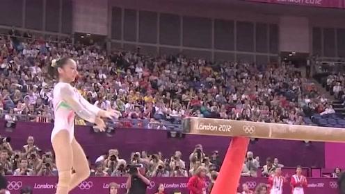 我国首枚体操金牌的获得者有多强?独门绝技以她命名,现在已失传!