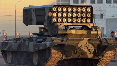 """俄罗斯攻坚战新宠""""日炙""""有多强?俄军即将大规模列装"""