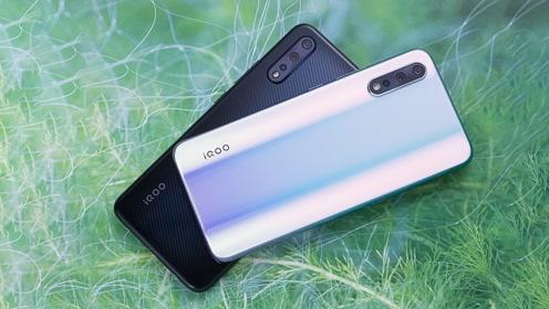 【极速上手】iQOO Neo 855版开箱上手