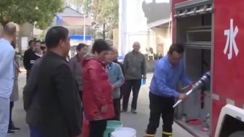 安徽51个市县遭遇重度干旱 有地方数月无有效降水