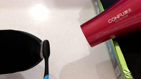 清理磨砂鞋的方法就是这么简单,学到这招为你节省一笔消费