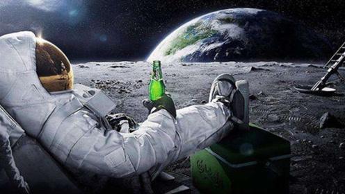 如果在月球上睡一晚,地球上过去了多长时间?科学家说出答案!