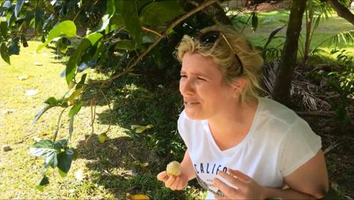 比榴莲更臭的水果,闻到就让人想吐,当地人都不敢生吃