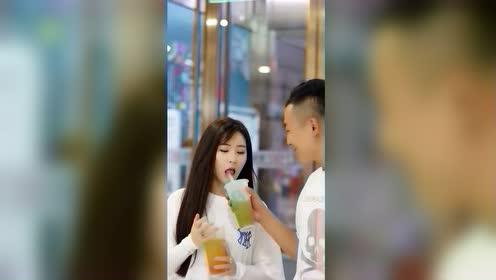 男友提出分手,女孩让男友在陪她最后一天,接下来的太虐了!