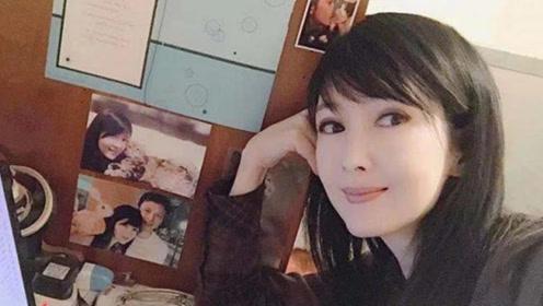 52岁周慧敏罕见秀恩爱 晒与倪震相处细节被1张照片治愈