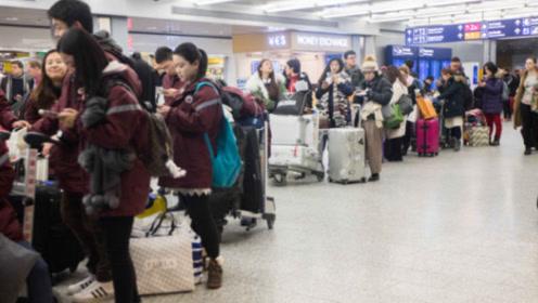 从韩国回来的国人,为何一下飞机就排队交罚款?网友却都表示活该
