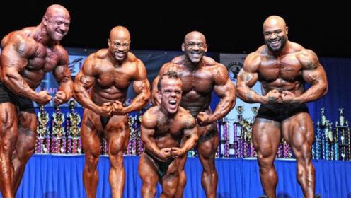身高仅1.24米侏儒症男苦练肌肉!如今成健美肌肉男,追求者众多!