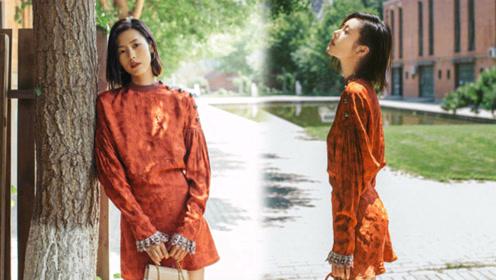 《奇遇人生》刘雯优雅又自信,即使背着布包也有大牌既视感