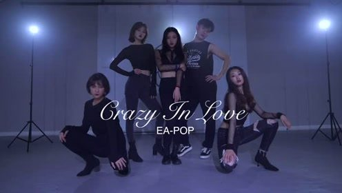 疯狂性感的爵士舞蹈《crazy in love》翻跳~