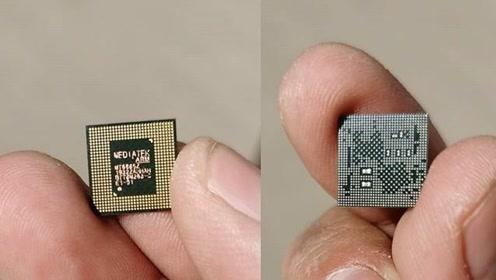 联发科7nm 5G芯片真容曝光 发哥要翻身?疑似一加8真机实拍