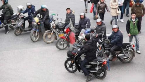 """不存在禁摩的""""摩都"""",百万摩托车驰骋,交通却并没有变坏?"""