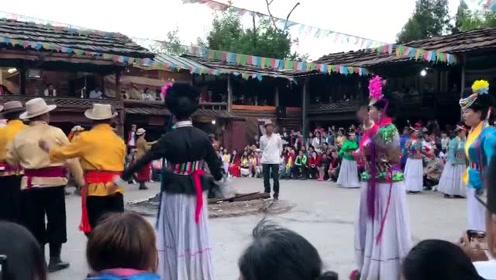 云南多民族表演,展现城市最美的民族风情!