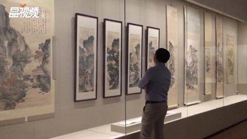 从首都博物馆到深圳南山博物馆,看清代民国的北京名家笔下的山水画