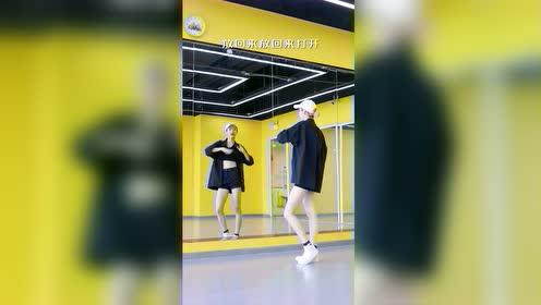 流行舞教学《天涯》,最近好火啊!