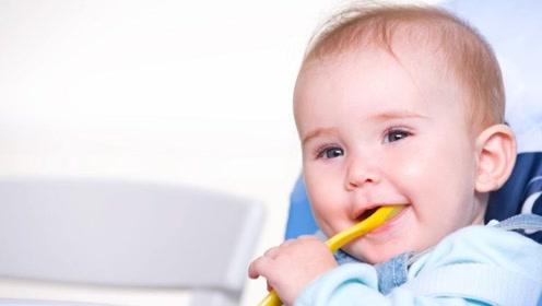 """宝宝3岁前,宝妈在饮食上坚持""""三不要""""原则,对脾胃发育有好处"""